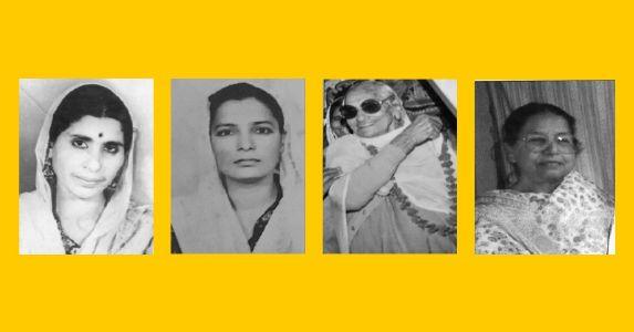 जम्मू कश्मीर में डॉ श्यामा प्रसाद मुखर्जी के राष्ट्रवादी आंदोलन की महिला वीरांगनाएं #EkVidhanEkNishan
