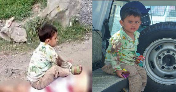 तस्वीरें बयां करती कश्मीर में आतंकवाद की कहानी; सोपोर में आतंकियों की गोली का शिकार बना एक और मासूम