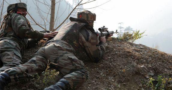 सीजफायर उल्लंघन - पाकिस्तान ने शाहपुर किरनी सेक्टर में सेना की चौकियों को निशाना बनाकर दागे गोले