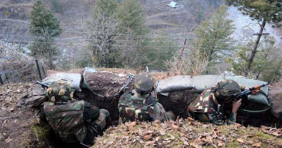 पाकिस्तान ने बीते 24 घंटे में दूसरी बार किया सीजफायर उल्लंघन, गुरेज सेक्टर में फिर दागे गोले