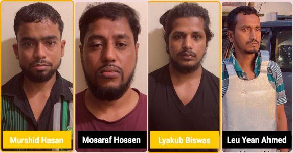 NIA ने आतंकी संगठन अल-कायदा मॉड्यूल का किया भंडाफोड़, 9 आतंकी गिरफ्तार