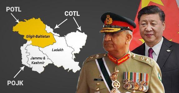 #LAC पर चीनी आक्रमकता एक बहाना; असली मकसद है सीपेक बचाने के लिए गिलगित-बल्तिस्तान को पाकिस्तान का 5वां सूबा बनाना, चायनीज़ ग्रैंड प्लान #Exposed