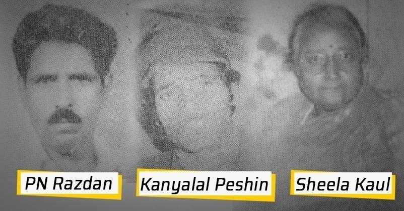 Kashmiri Hindu History _1