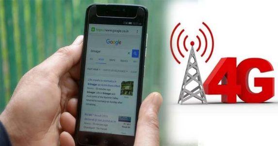 जम्मू-कश्मीर में 18 महीने बाद 4G इंटरनेट सेवा बहाल, यूजर्स खुश