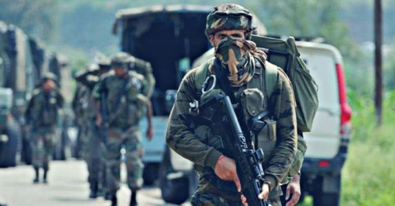 सांबा सेक्टर में घुसपैठ की कोशिश नाकाम, BSF के जवानों ने एक पाकिस्तानी घुसपैठिया को मार गिराया