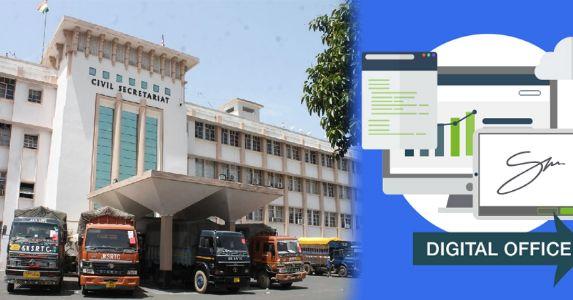 J&K सचिवालय की 3 लाख से अधिक फाइल हुई डिजिटलाइज, दरबार मूव के दौरान करोड़ों रुपये की होगी बचत