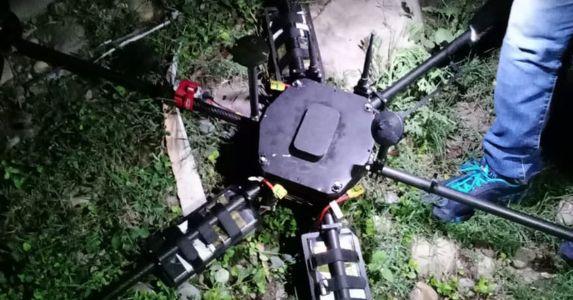 J&K में आतंकी साजिश नाकाम, पाकिस्तानी ड्रोन से 5 किलो आईईडी बरामद