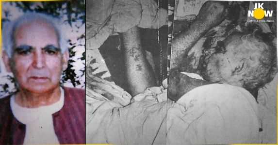 7 जुलाई 1990, जब आतंकियों ने कश्मीर के जाने-माने बुजुर्ग शिक्षाविद्-विचारक संत दीनानाथ मुजू की नृशंस हत्या की